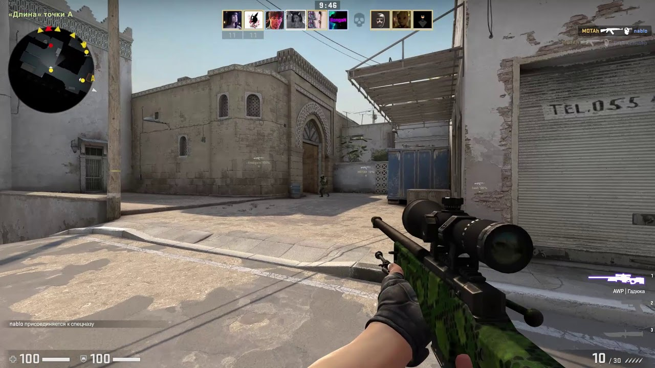 What are some of the game modes in CSGO?